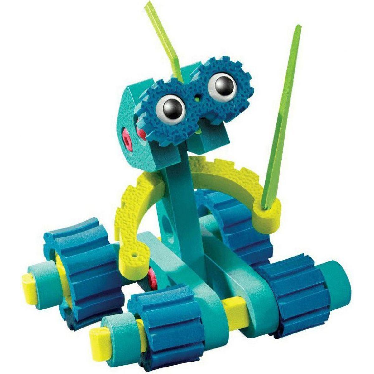 Bloco Invaze robotů #2