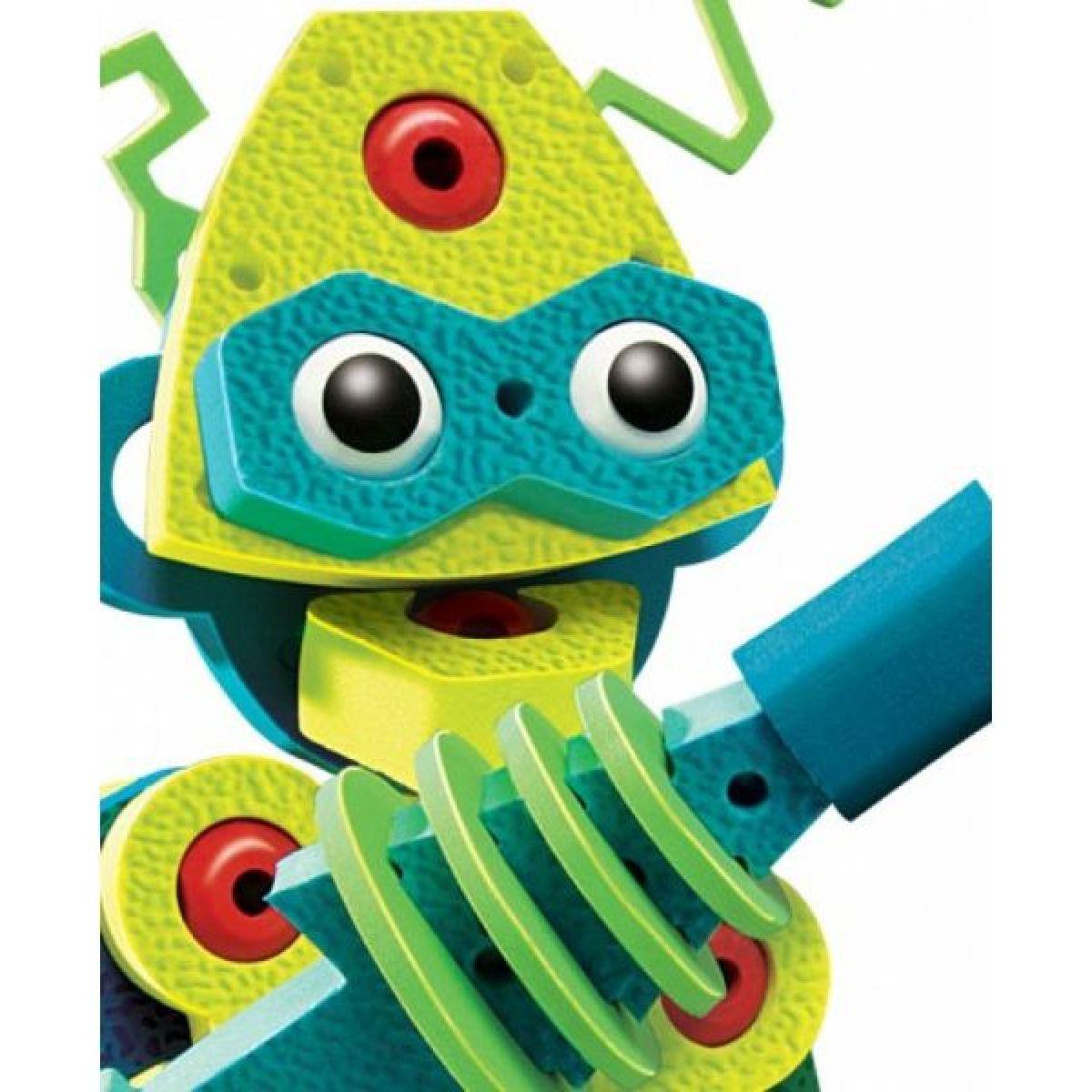 Bloco Invaze robotů #4