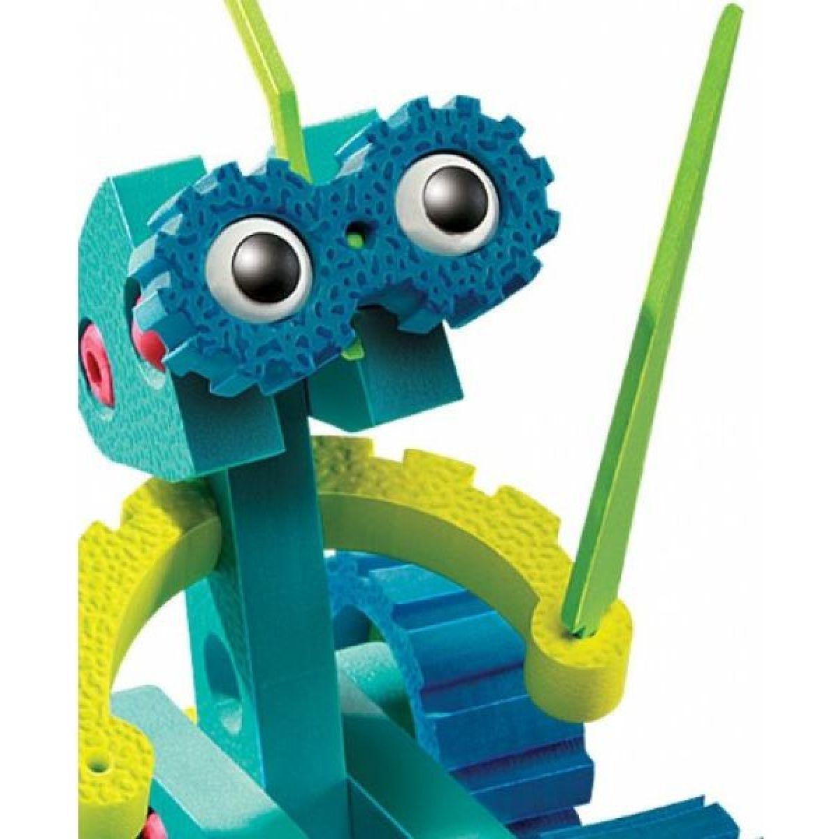 Bloco Invaze robotů #5