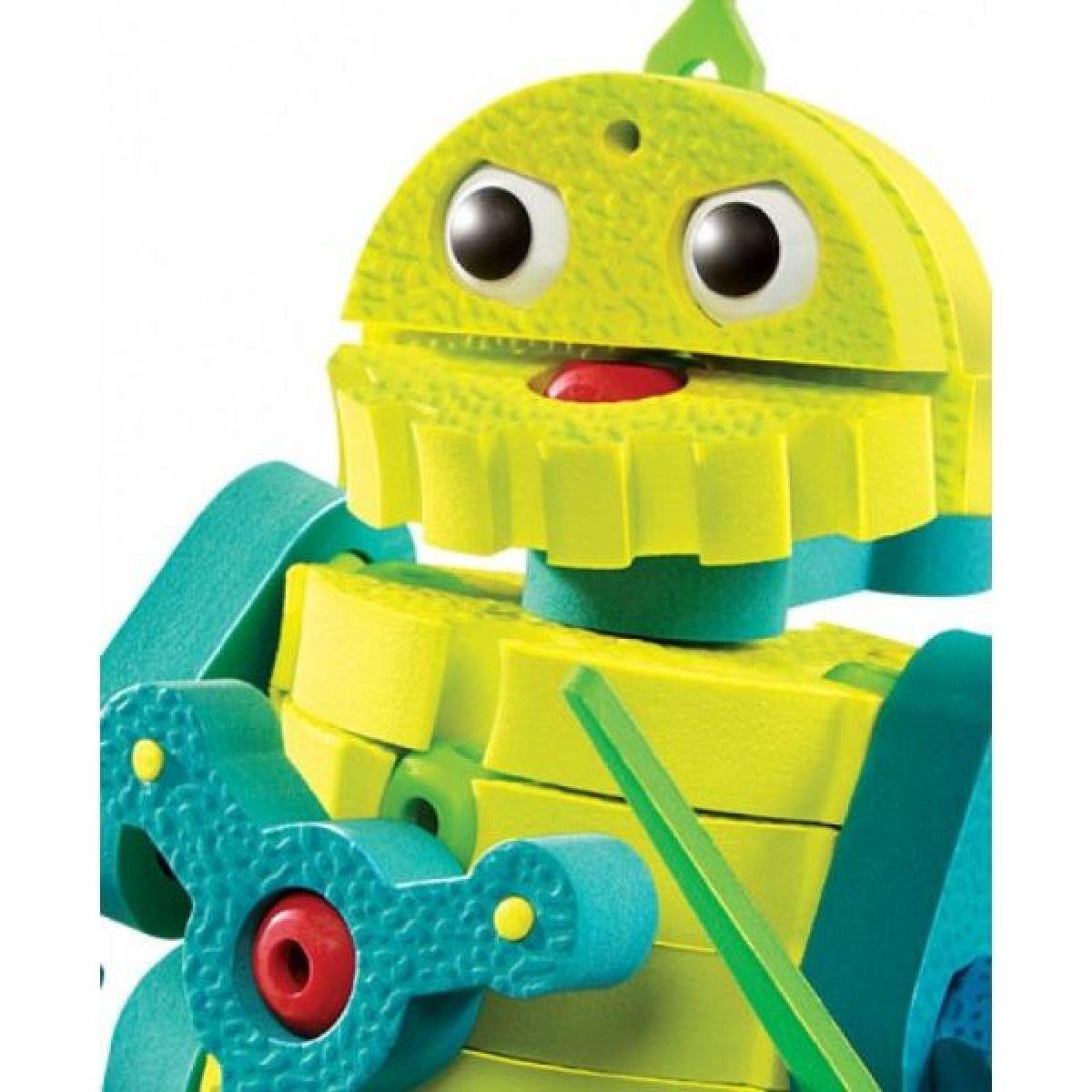 Bloco Invaze robotů #6