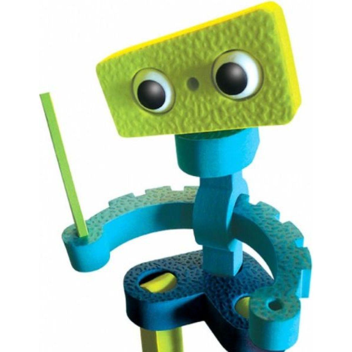 Bloco Invaze robotů #8