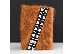 Zápisník A5 premium Chewbacca
