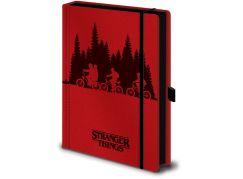 Zápisník A5 premium Stranger Things