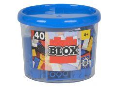 Blox 40 Kostičky modré