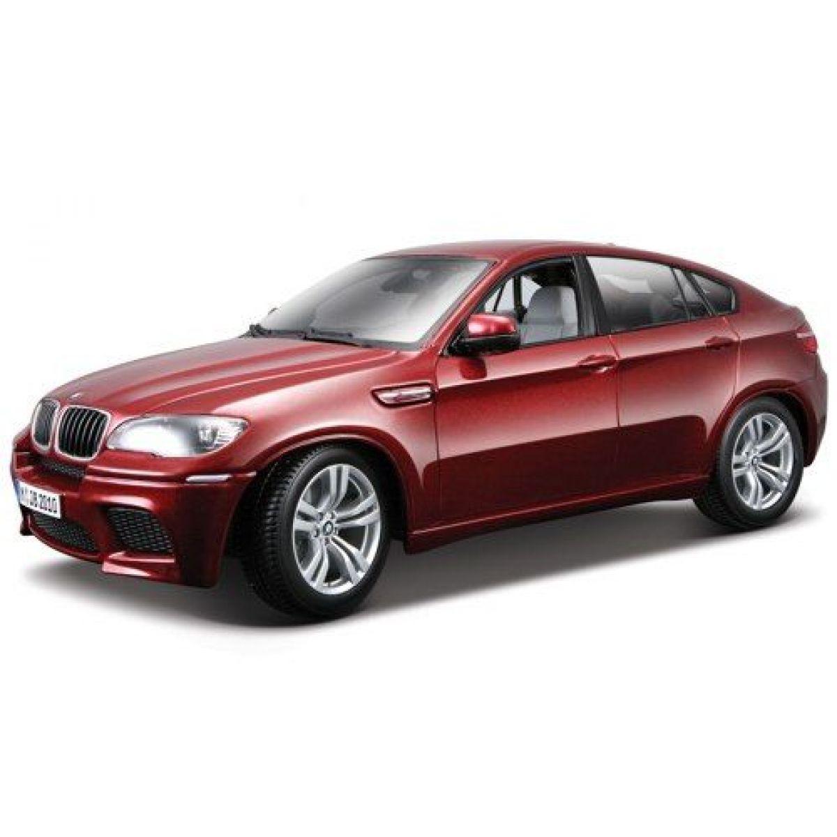 BMW X6 M Bburago 1:18