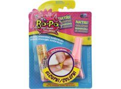 Bo-Po Lak na nehty a balzám Světle růžová a mango