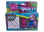 Bo-Po módní sada Glam fialová, růžová