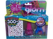 Bo-Po módní sada Glam sv.zelený, růžový