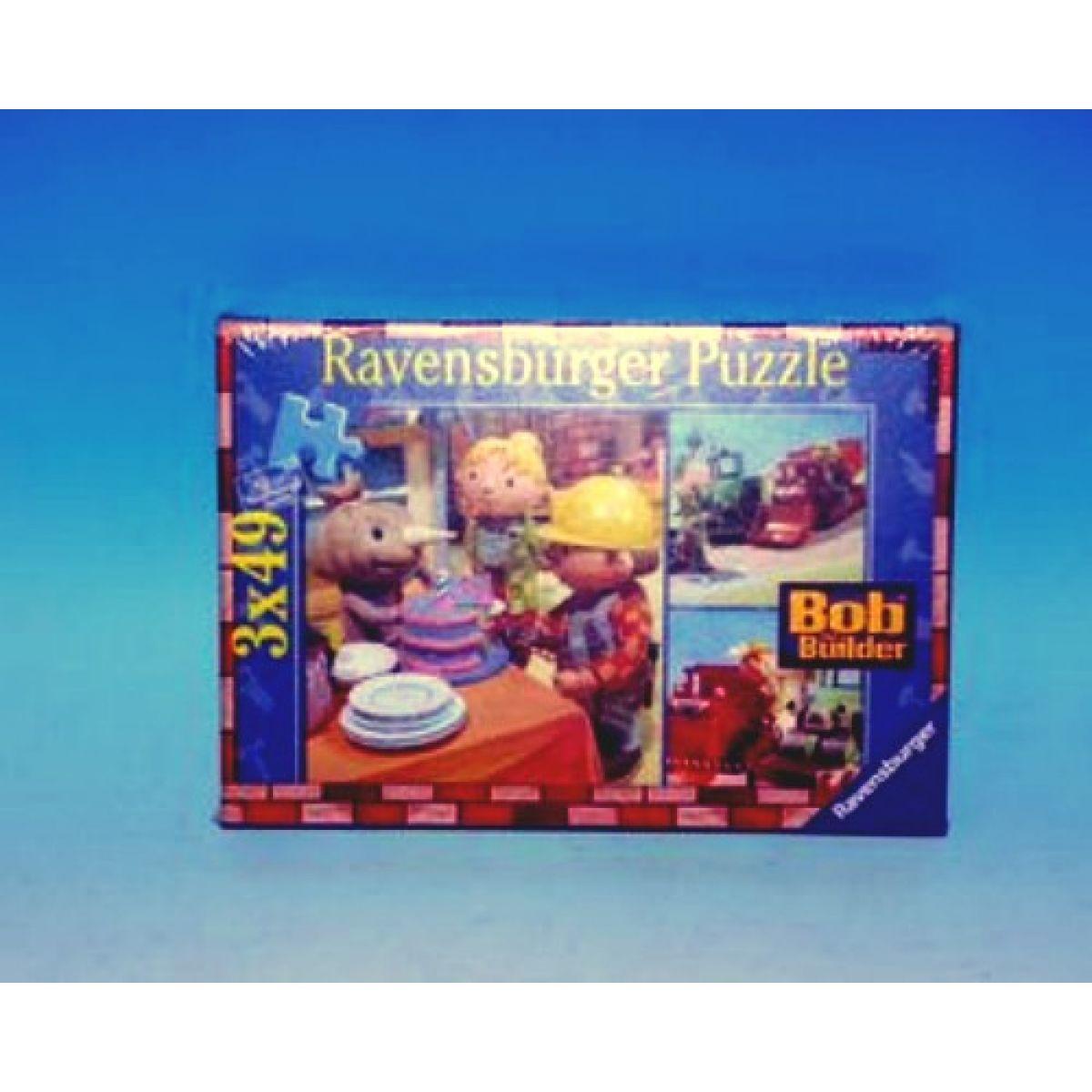 Bob Builder 3x49d Ravensburger