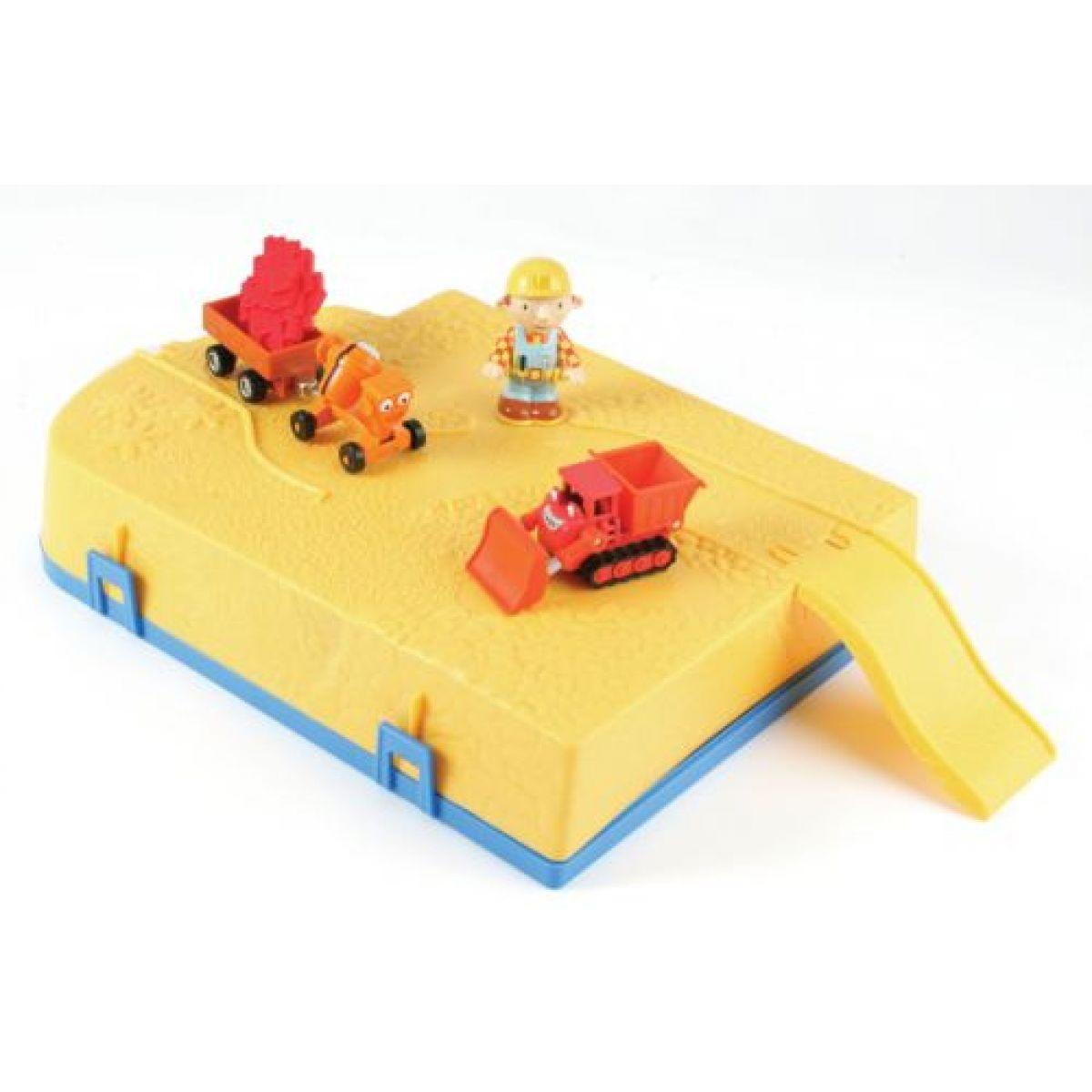 Bob builder Hrací kufřík na midi modely