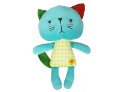 Bobbie & Friends Plyšový Bobo 30cm Kočka