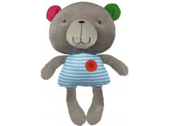Bobbie & Friends Plyšový Bobo 30cm Medvěd