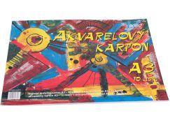 Bobo Akvarelový karton A3