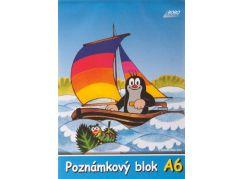 BOBO Blok Krtek A6 čistý