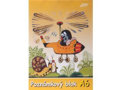 BOBO Blok Krtek A6 linkovaný