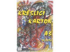 Bobo Kreslící karton A3