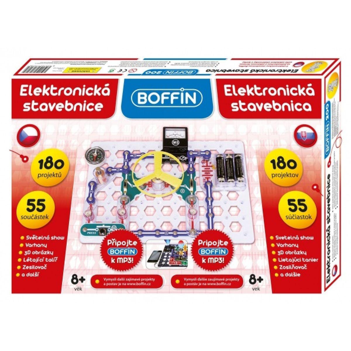 Boffin 200 Elektronická stavebnice