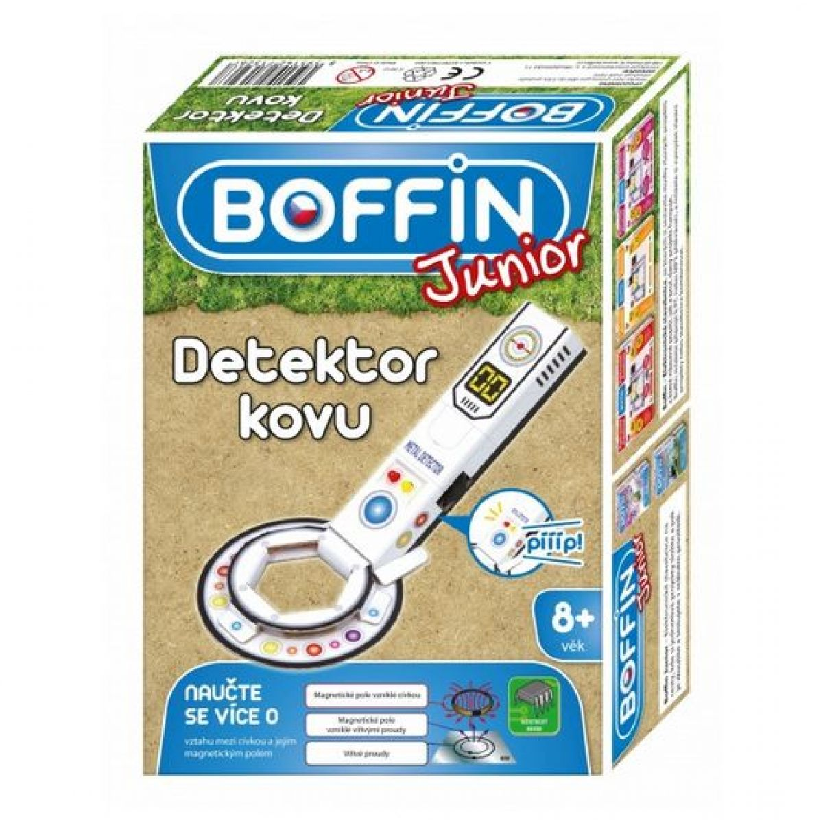 Boffin Junior - Detektor kovu
