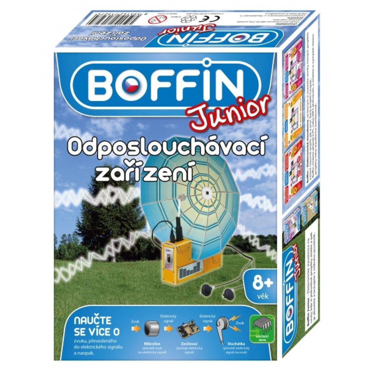 Boffin Junior - Odposlouchávací zařízení