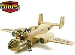 Bojové letadlo 76 cm