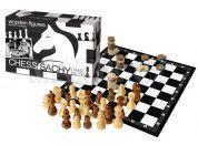 Bonaparte Šachy, dáma, mlýn dřevo