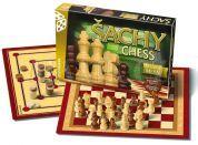 Bonaparte Šachy Dáma Mlýn
