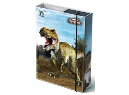 Bonaparte Box na sešity A5 Prehistoric 3D
