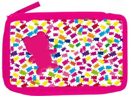 Bonaparte Dvoupatrový penál Gummy Bears
