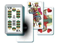 Bonaparte Karty Mariášky dvouhlavé