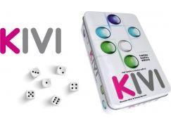 Bonaparte Kivi - taktická hra v kostky