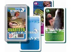 Bonaparte Kvarteto S jakubem na rybách karetní hra