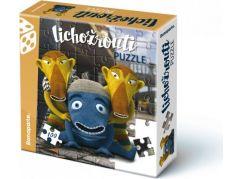 Bonaparte Lichožrouti Puzzle 100 dílků