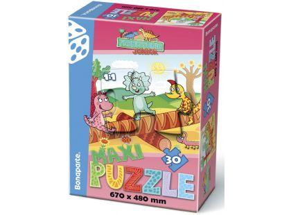 Bonaparte Maxi puzzle Prehistoric Junior II. 30dílků