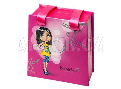 Bonaparte Šperkovnice Briliantina - pink