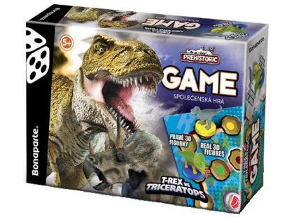 Bonaparte Prehistoric Game