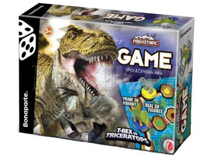 Bonaparte Prehistoric Game