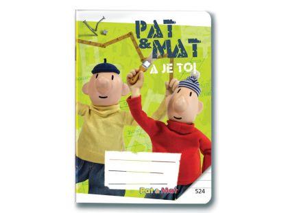 Bonaparte Sešit 524 Pat a Mat