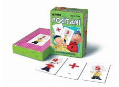 Bonaparte Vzdělávací karty Didaco Počítání PAT a MAT