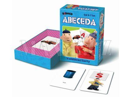 Bonaparte Vzdělávací karty Abeceda PAT a MAT