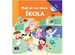 Bookmedia Moje první slova Škola