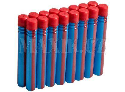 Boomco Munice 16ks - Modročervená