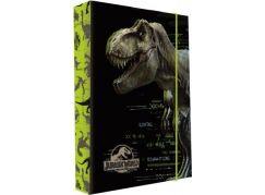 Box na sešity A4 Jumbo Jurassic World