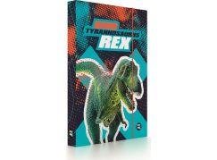 Box na sešity A4 Jumbo Premium Dinosaurus