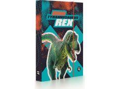 Box na sešity A5 Jumbo Premium Dinosaurus