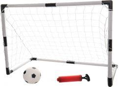 Branka fotbalová 2ks s míčem