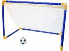 Branka fotbalová s míčkem 48 x 33 x 27 cm