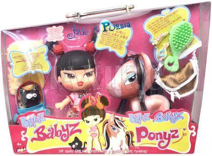 Bratz Babyz Ponyz - Jade & Pursia