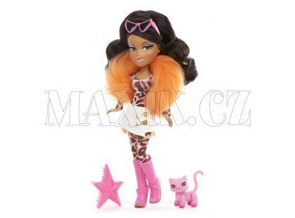 BRATZ Kočičí panenka 4 druhy - Yasmin