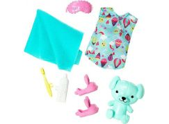 Mattel Barbie Club Chelsea oblečky a doplňky medvídek