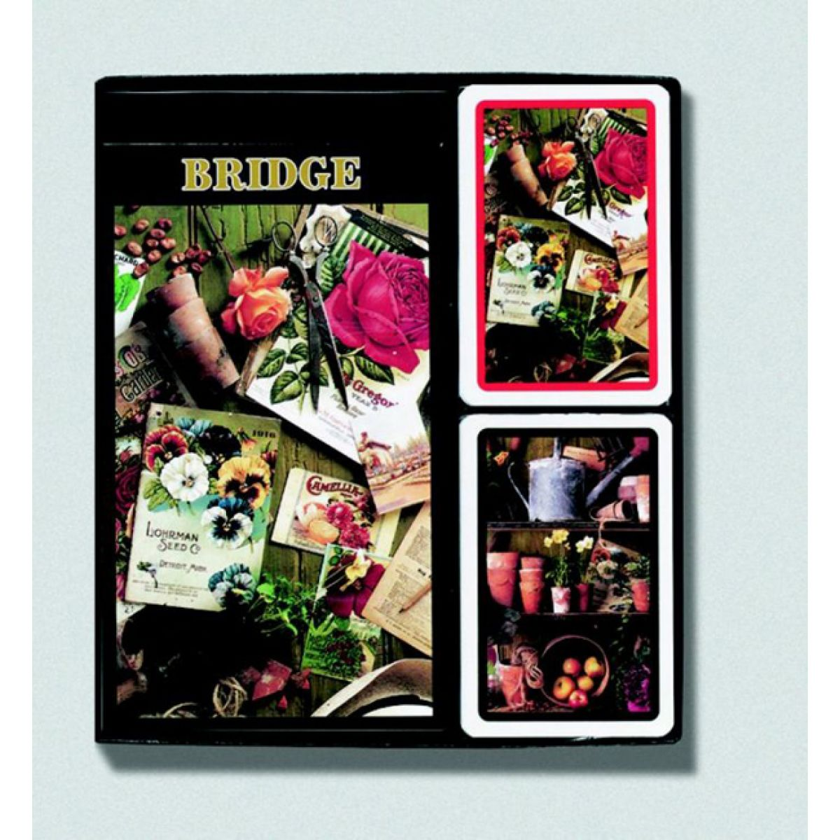 Bridge Set - Zahrada vzpomínek Piatnik